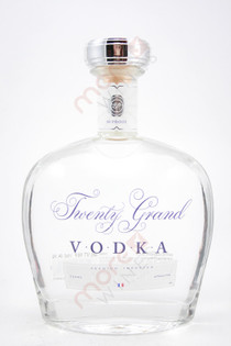 Twenty Grand Original Vodka 750ml