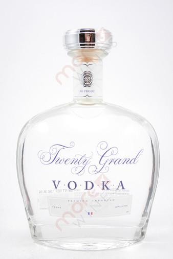 Twenty Grand Original Vodka 750ml