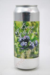 Brew Rebellion Blueberry Gose 16fl oz