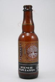 Almanac Beer Company Splendid Population Ale 375ml