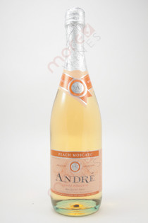 Andre Peach Passion Durazno 750ml