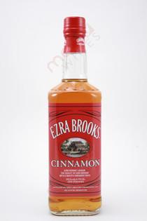 Ezra Brooks Cinnamon Whiskey 750ml