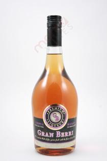 Gran Berri Triple Berry Liqueur 750ml