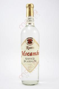 Mocambo Silver Platinum Rum 750ml