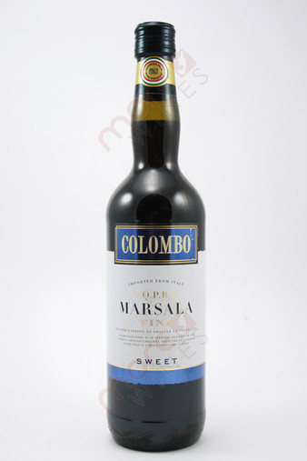 Colombo Marsala Fine Sweet 750ml