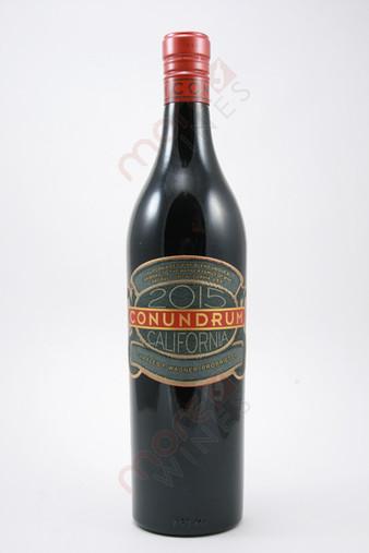 Conundrum Red Wine 2015 750ml