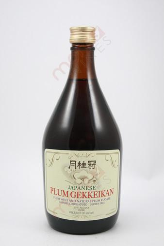 Plum Gekkeikan Wine 750ml