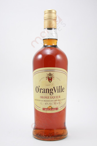 O'rangville Orange Liqueur 1L