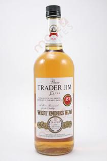 Trader Jim 151 Rum 1L
