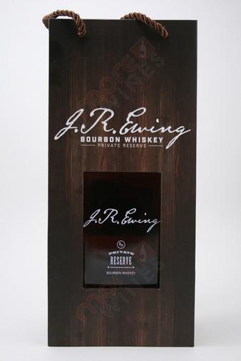 J.R. Ewing Private Reserve Bourbon Whiskey 750ml