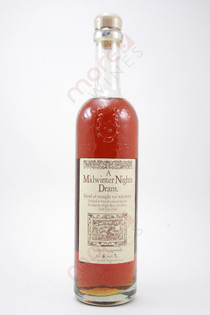 High West A Midwinter Night Dram Straight Rye Whiskey 750ml