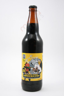 Brew Rebellion The Lactose Avenger Pumpkin Milk Stout 22fl oz