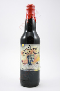 Brew Rebellion Chris Martin S'More Porter with Habanero 22fl oz