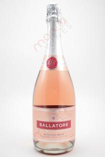 Ballatore Sparkling Moscato Rose Spumante 750ml