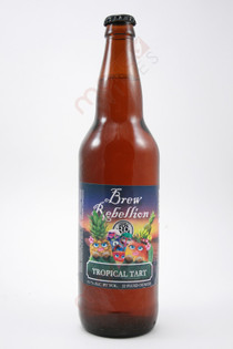 Brew Rebellion Tropical Tart 22fl oz