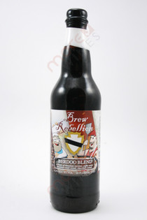 Brew Rebellion Berdoo Blend Stout 22fl oz