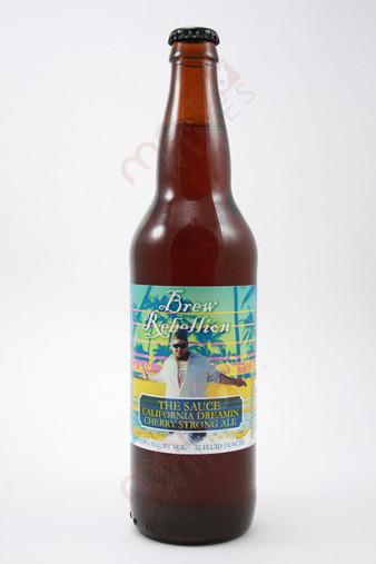 Brew Rebellion The Sauce Ale 22fl oz