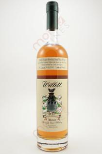 Willett Family Estate Single-Barrel Straight Rye Whiskey 750ml