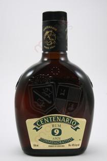 Ron Centenario Conmemorativo 9 Year Old Rum 750ml