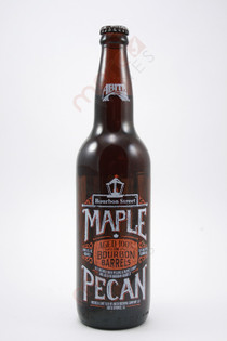 Abita Bourbon Street Maple Pecan Ale 22fl oz