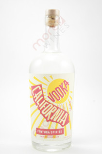 Ventura Spirits California Vodka 750ml