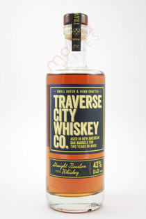 Traverse City Whiskey Co. XXX Straight Bourbon Whisky 750ml