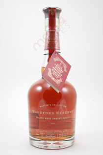 Woodford Reserve Master's Collection Cherry Wood Smoked Barley Kentucky Straight Bourbon Whiskey 750ml