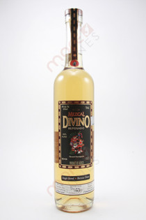 Divino Single Barrel Mezcal Reposado 750ml