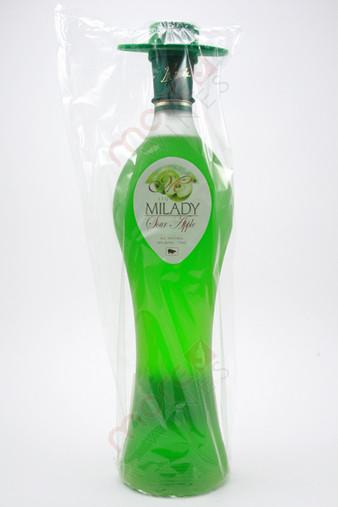 Milady Sour Apple Liqueur 750ml