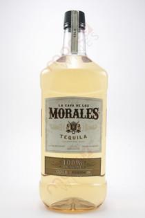 La Cava de los Morales Gold Tequila 1.75L