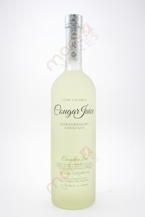 Cougar Juice Cucumber Lime Extraordinary Cocktail 750ml