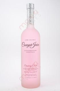 Cougar Juice Cranberry Colada Extraordinary Cocktail 750ml