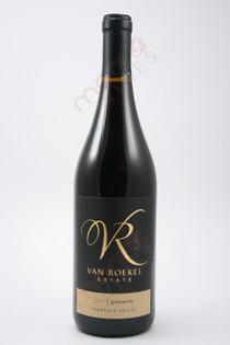 Van Roekel Winery Grenache 750ml
