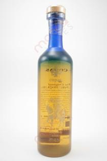 4 Copas Organic Tequila Anejo 750ml