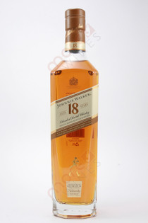 Johnnie Walker Aged 18 Years Blended Scotch Whiskey 750ml