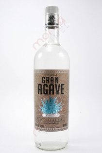 Gran Agave Blanco Tequila 1L