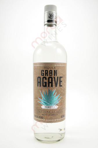 Gran Agave Blanco Tequila 1l Morewines