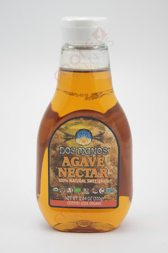 Dos Manos Agave Nectar Natural Sweetener 11.64oz
