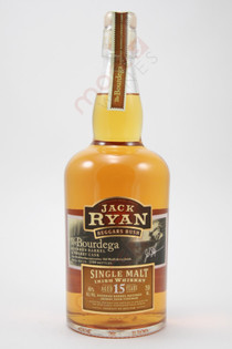 Jack Ryan Beggars Bush The Bourdega 15 Year Old Single Malt Irish Whiskey 750ml
