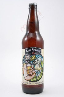 Karl Strauss 8 Merry Mermen IIIPA 22fl oz