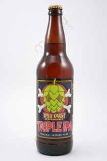 Lost Coast Triple IPA 22fl oz