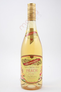 Vedrenne Peach Liqueur 750ml