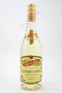 Vedrenne Elderflower Liqueur 750ml