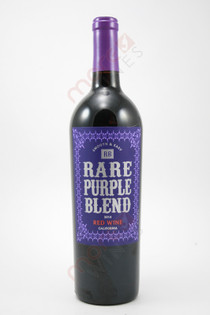 Extremely Rare Purple Blend Red Wine 750ml