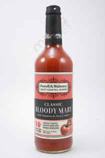 Powell & Mahoney Classic Bloody Mary Cocktail Mixer 750m