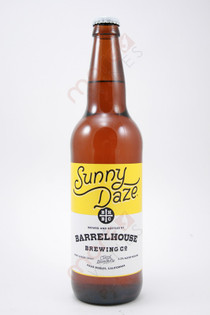 BarrelHouse Sunny Daze Citrus Blonde 22fl oz