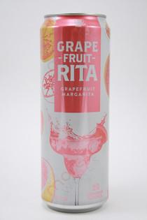 Bud Light Lime Grape-Fruit-Rita Grapefruit Margarita Malt Beverage 24fl oz