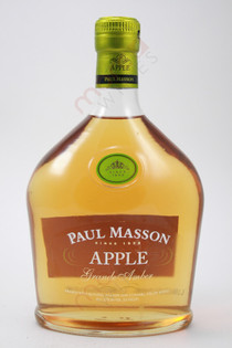 Paul Masson Apple Grande Amber Brandy 750ml