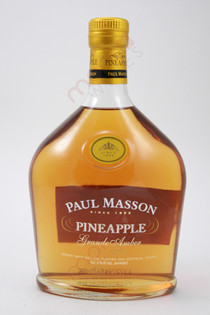 Paul Masson Pineapple Grande Amber Brandy 750ml
