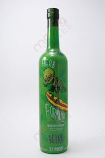 Tequiponch Relax Herb Formula Cocktail 750ml